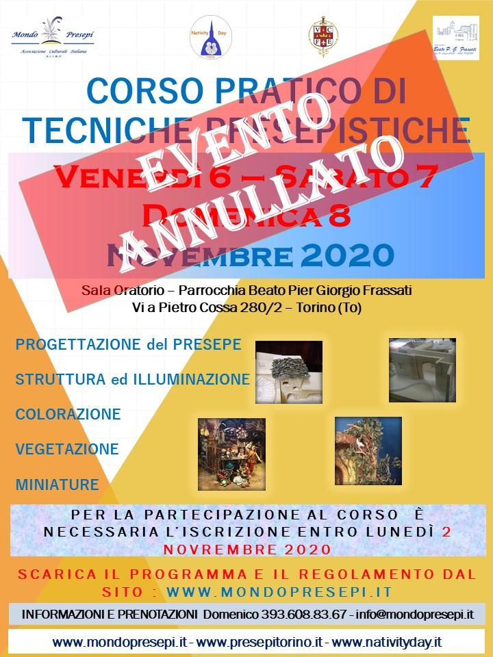 !!! ATTENZIONE !!!! EVENTO ANNULLATO !!!